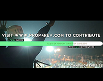Crowdfunding Campaign - Proposition for a Revolution