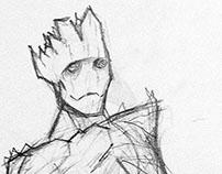 September 2014 Sketches
