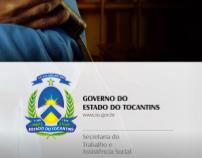 Governo do Tocantins - Tocantins é Mais Emprego.