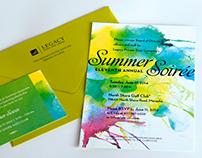 Summer Soirée Invite