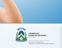 Governo do Tocantins - Tocantins é Mais Saúde.