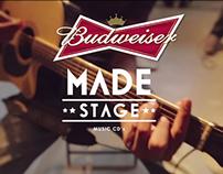 Budweiser MADEstage - Delhi