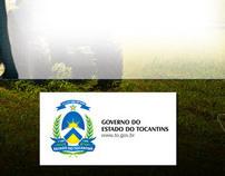 Governo do Tocantins - Hotsite.