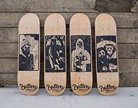 Buttery Skateboards