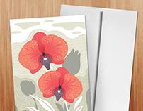Batik Greeting Cards