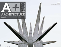 Architecture Plus - Magazine Layout