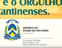 Governo do Tocantins - Tocantins é Mais Moradia.