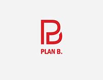 Logo Design Plan B.
