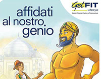 Get Fit, advertising