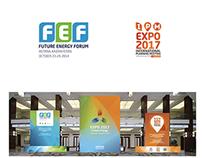 Astana EXPO 2017. Forum brand book