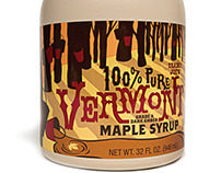 Trader Joe's 100% Pure Vermont Maple Syrup