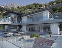 CGI Villa Rhéa