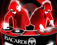 Bacardi Blive rebranding and repositioning