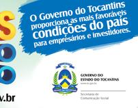 Governo do Tocantins - Da Conquista ao Desenvolvimento