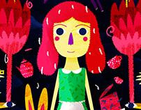 'Alice in Wonderland' - Illustration