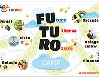 Futuro //Banner, Roll-up, Web elements
