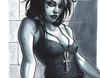Lucca Comics and Games 2014 - Commissions