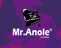 Mr. Anole Fashion-Design