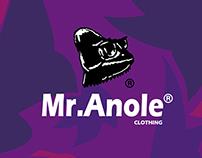Mr. Anole Fashion-Design