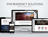 STM Residency Solutions Website