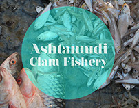 Ashtamudi Clam Fishery