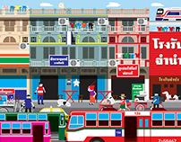 CITIES OF THE WORLD / Bangkok