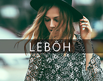 LEBÔH - Fashion Film - Spring/Summer 2015