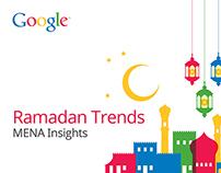 Google Ramadan Trends Infographics