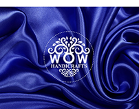 LOGO DESIGN FOR WOW HANDICRAFTS