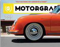 Motorgrafico website