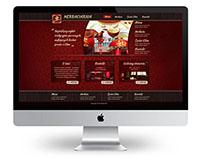 Tea room //Webdesign