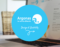 Argonas | Web design