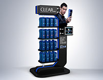 Clear Men // Display & FSU Design
