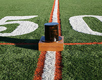 The Lincoln Football Trophy