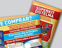 Catálogo para Editora DCL