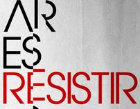 Resistir poster