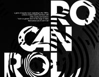 Rocanrol poster