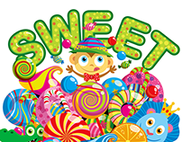 Candy Store Logo