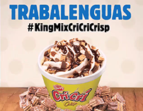 Trabalenguas King Mix Cri Cri Crisp