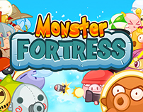 Monster Fortress Game