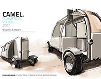 Argus Contest / Camel Vehicle