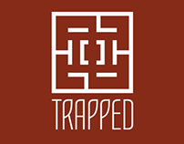 Trapped: Logo and website