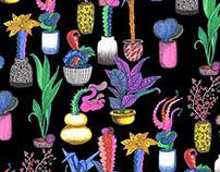 WEIRD PLANTS | SS16 PRINT COLLECTION