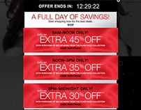 Roamans.com - Flash Sale