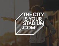 The city is our Stadium