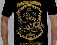the call t- shirt
