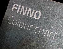 Finno Colour Chart - 2014