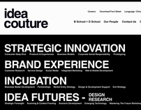 Idea Couture Website
