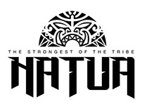 NATUA - product name and design - full branding