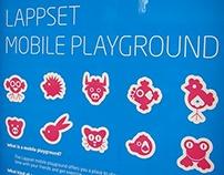 Lappset Mobile Playground